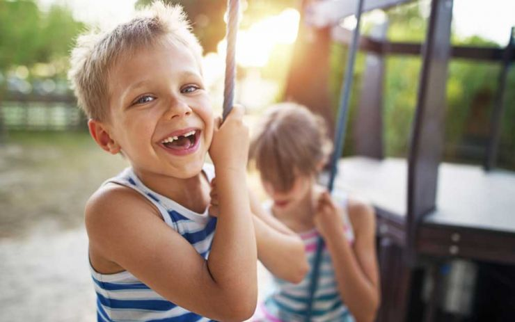 5 ways to keep kids mentally healthy during summer break